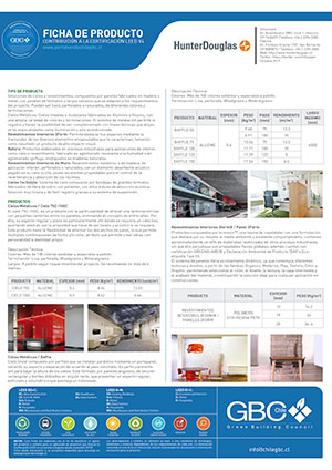 Productos Interiores