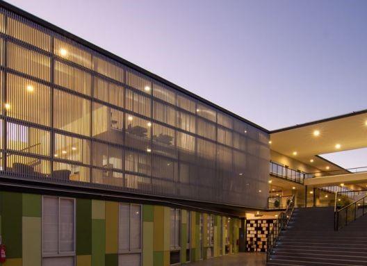 Colegio Maip U00fa - Hunter Douglas